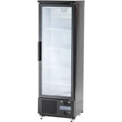 Szafa chłodniczna do butelek 300 l drzwi otwierane