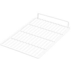Półka stalowa plastyfikowana do stołów z komorą GN 1/1