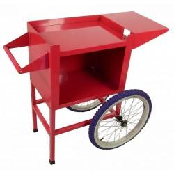 Wózek do maszyny do popcornu