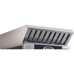 Okap z kondensatorem pary do pieców ChefTop EL 20xGN 1/1 i BakerTop 16x600x400
