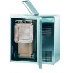 Schładzarka odpadów na pojemnik 1 x 120 l RILLING