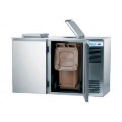 Schładzarka odpadów na pojemniki 2 x 240 l RILLING