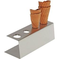 Podstawka na wafle do lodów