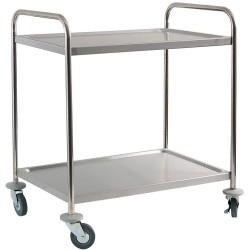 Wózek kelnerski 2-półkowy
