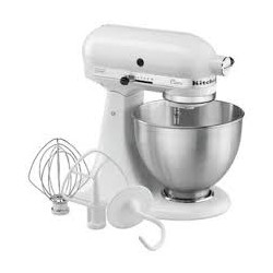 Mikser planetarny Kitchen Aid K45 Universal 5KSM45EWH biały